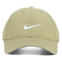 Nike Golf Tech Swoosh Cap ($22) ❤ liked on Polyvore featuring accessories, hats, nike golf, nike golf cap, nike golf hat and caps hats