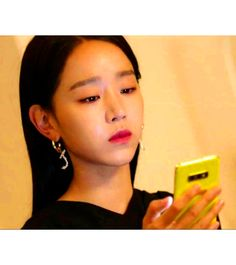 Angel's Last Mission: Love Shin Hye-sun Inspired Earrings 017 Golden Life, Tv Awards, Size Zero, Arts Award, It Cosmetics Brushes, Beauty Girls, Korean Dramas, Light In The Dark, Angel