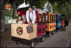 Trenes Eléctricos Infantiles EXPRESSO AVENTURA, Steam Engine, Train, Vehicles, Adventure, Mall, Shopping Malls, Electric Motor, Car, Strollers