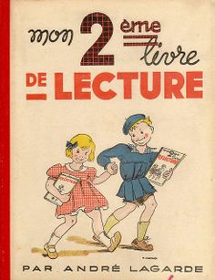 2eme livre lect 1 | Flickr - Photo Sharing! Early Readers, Album, Learn Languages, Printables, Graphics, Babies, Vintage, Children, Paper