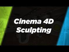 Sculpting in Cinema 4D R19 Crash Course - YouTube