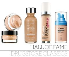 The Best Foundations for Under $25 - Beauty Report