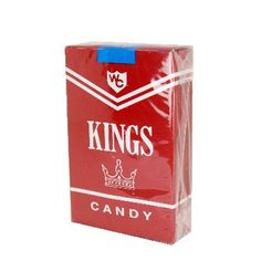 Candy Stix Cigarettes - 10 piece pack by World Confections in 1970's Candy   1950's Candy, 1960's Candy, 1970's Candy, 1980's Candy at Hometown Favorites Retro and Nostalgic Candy - Hometown Favorites
