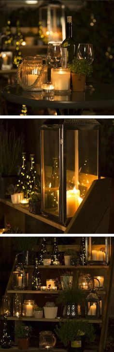 Get the perfect glow in your garden this summer and carry on partying into the night!