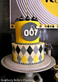 {My Projects} Mission: 007 Secret Agent Spy Party - SouthernBelle'sCharm