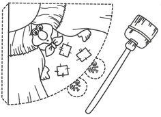Article sur les sorcières et Halloween : exercices, petits problèmes CP, activités, bricolages ...