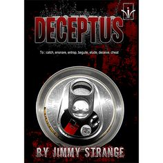 World Magic Shop - Deceptus (DVD and Gimmick) by Jimmy Strange and Merchant of Magic, £28.00 (http://www.worldmagicshop.com/deceptus-dvd-and-gimmick-by-jimmy-strange-and-merchant-of-magic/)