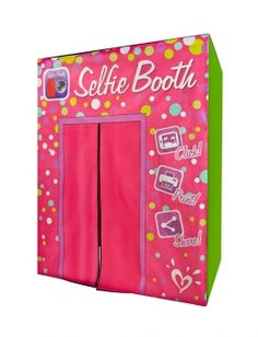 Selfie Booth and Props