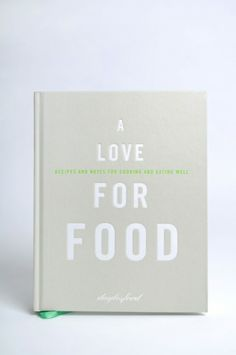 Love For Food (TYPE TREATMENT)