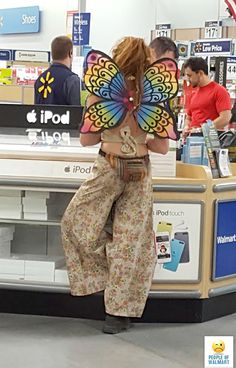 25 People You Would Find Only at Walmart