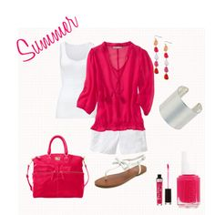 """""""Summer"""" by michelled2711 on Polyvore"""