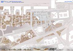 Biblioteca Central de Helsinki – Menção Honrosa – The Diagonal Agora – concursosdeprojeto.org