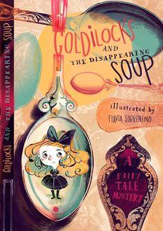 Goldilocks cover by Flavia Sorrentino