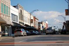 Mount Airy, NC (The Real Mayberry)