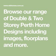 Browse our range of Double & Two Storey Perth Home Designs including images, floorplans and more. Japanese Aesthetic, Japanese Modern, Cool Undertones, Storey Homes, Display Homes, Modern Architecture House, Modern House Plans, House Layouts, Design Consultant