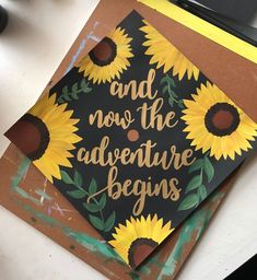 Struggling to figure out how to decorate a graduation cap? Get some inspiration from one of these clever DIY graduation cap ideas in These high school and college graduation cap decorations won't disappoint! Graduation Cap Toppers, Graduation Cap Designs, Graduation Cap Decoration, Graduation Diy, Graduation Pictures, Decorated Graduation Caps, Quotes For Graduation Caps, Custom Graduation Caps, Graduation Announcements