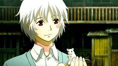 GoBoiano - 25 Anime Characters That Prove White Hair Is The Sexiest Yuri, Anime Guys, Manga Anime, Nezumi No 6, Allen Walker, Angel Beats, Mirai Nikki, Cosplay, Vampire Knight