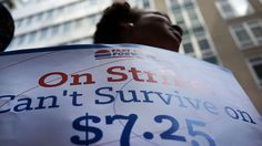 $15 an hour still isn't a living wage in every single state | Fusion