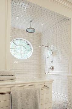 Regendouche in de badkamer   Wooninspiratie