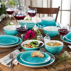 Fez Collection by Euro Ceramica in Turquoise
