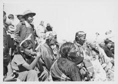 Cecile Black Boy, Ensima Yellow Kidney, Blackfeet Amskapi Pikuni, Montana, Indian Peoples Digital Image Database Object Description