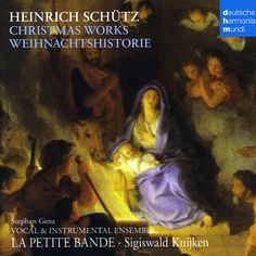 La Petite Bande - Schutz: Christmas Works-Weihnachtshist