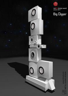 Metal Sound Design – 2011년 11월 25일 '레드닷' 컨셉디자인 어워드 수상!