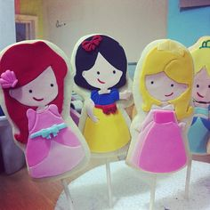 Disney Princess Galleta de Azúcar Pops