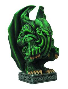 Action Figure Statues - Diamond Select Toys Cthulhu Idol Vinyl Figure Bank Statue *** You can find more details by visiting the image link.