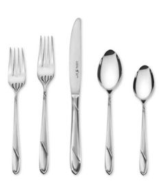 Zwilling J.A. Henckels Milena 18/10 Stainless Steel 62-Pc. Set, Service for 12