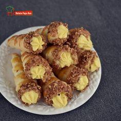 Croissant, Muffin, Sweets, Cookies, Breakfast, Desserts, Sweet Treats, Backen, Sweet Pastries