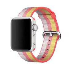 Woven Apple Watch Wrist Strap