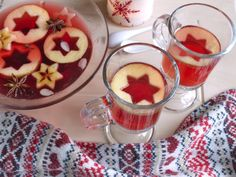 The result of the image for apples Flat Belly Water, Yami Yami, Beverages, Drinks, Merry Little Christmas, Holidays And Events, Smoothies, Panna Cotta, Goodies