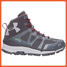 Buy Brand New Womens Gray & Pink Under Armour Strive 6 Tennis Shoes, 9 at  online store