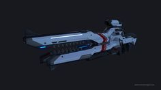 ArtStation - Concept Weapon - Highpoly, Ryan Won-Young Choi