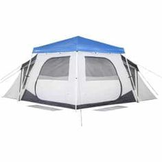 Outdoor Canopy Tent Family Camping Cabin 14 Person Hiking Shelter Ozark Trail for sale online