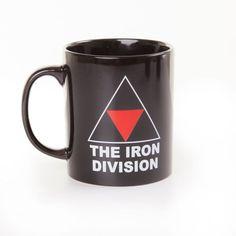 The Iron Division Mug