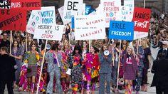 Mode et féminisme, les liaisons dangereuses