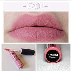 NYX Soft Matte Lip Cream in Istanbul - I like this one too!