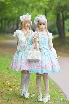 Cute sweet lolitas