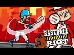 Baseball Riot viene a Blanquear la Competencia - http://yosoyungamer.com/2015/11/baseball-riot-llega-el-9-de-diciembre/