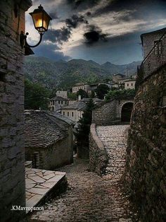 I kind of like how it feels a little darker than usual Beautiful Places To Visit, Beautiful World, Pays Europe, Myconos, Empire Ottoman, Greek Pantheon, Greek Beauty, Greek Isles, Paradise On Earth