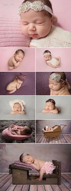 8 day old melania winnipeg newborn photography