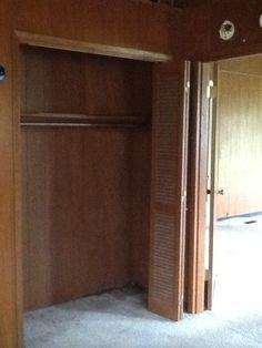 Alex's closet before