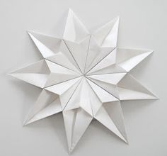 Lifeisbeautiful: DIY 9 pointed star