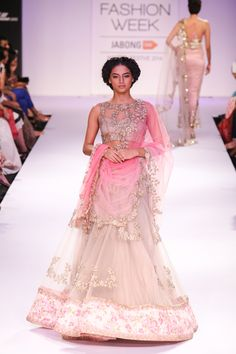 LFW'14: Anushree Reddy #lakmefashionweek