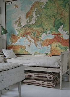 Vintage Earth...