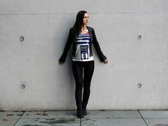 Check out our latest outfit post on #alternativefashion blog Anti.Muse. #starwars