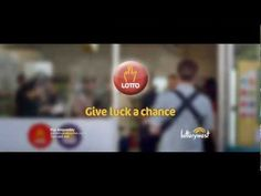 Lotterywest – Give Luck A Chance