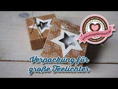 Freitagsvideo/Teelichtverpackung mit Stampin Up!